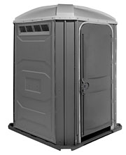 Standard Handicap Accessible Portable Toilet